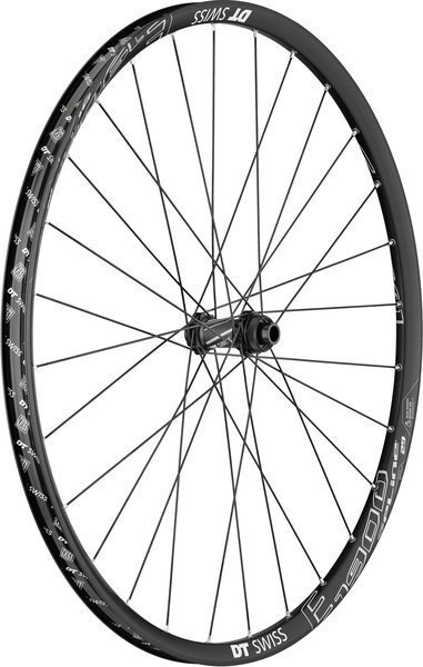 DT Swiss E 1900 Spline 25 27.5-inch Front Color: Black