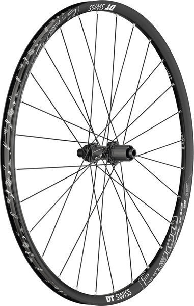 DT Swiss E 1900 Spline 25 29-inch Rear Color: Black