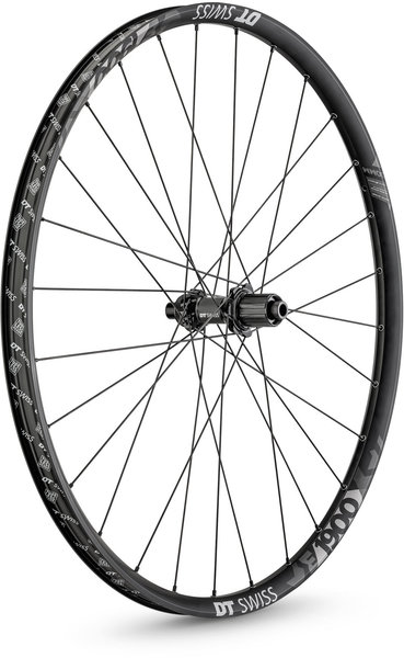 DT Swiss E 1900 SPLINE 30 27.5-inch Rear Color: Black