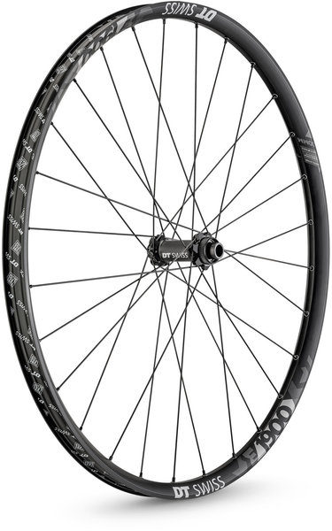 DT Swiss E 1900 SPLINE 30 29-inch Front Color: Black