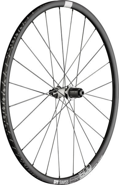 DT Swiss ER 1600 Spline 23 Rear Color: Black