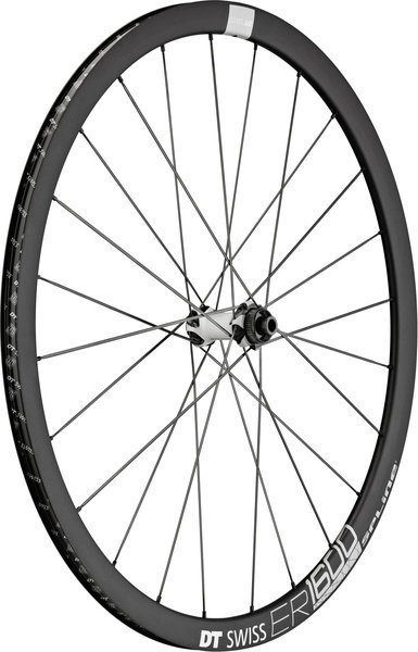 DT Swiss ER 1600 Spline 32 Front Color: Black