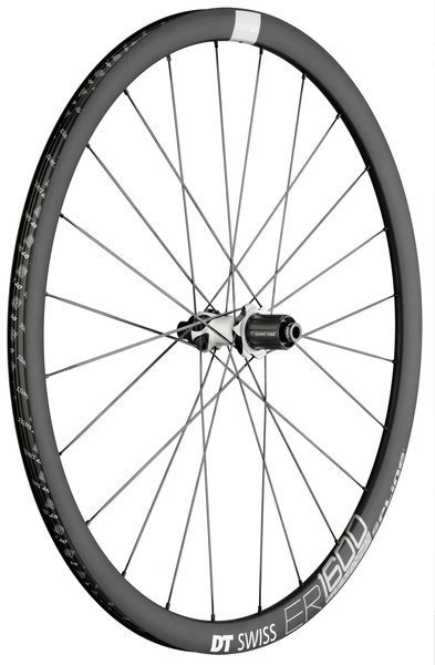DT Swiss ER 1600 Spline 32 Rear Color: Black