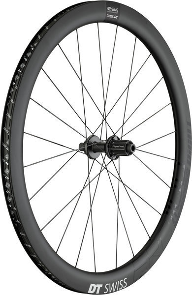 DT Swiss ERC 1100 Dicut 47 Rear Color: Black