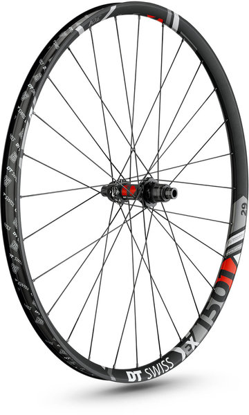 DT Swiss EX 1501 Spline ONE 30 29-inch Rear Color: Black
