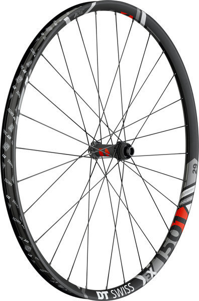 DT Swiss EX 1501 Spline ONE 30 29-inch Front Color: Black