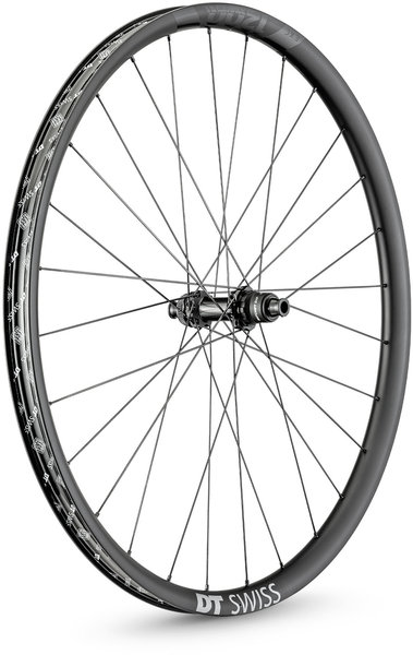 DT Swiss EXC 1200 SPLINE 30 Rear Color: Carbon