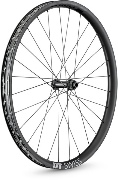 DT Swiss EXC 1200 SPLINE 35 Front Color: Carbon