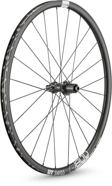 DT Swiss G 1800 SPLINE 25 650B Rear Color: Black