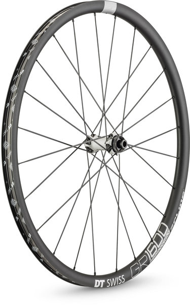 DT Swiss GR 1600 SPLINE 25 650B Front Color: Black