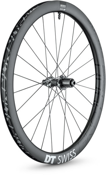 DT Swiss GRC 1400 SPLINE 42 650B Rear Color: Carbon