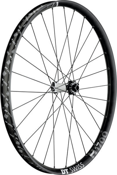 DT Swiss H 1700 Spline 30 27.5-inch Front Color: Black