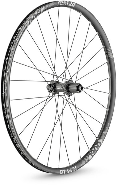 DT Swiss H 1900 SPLINE 25 27.5-inch Rear