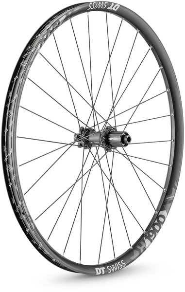 DT Swiss H 1900 SPLINE 30 27.5-inch Rear Color: Black