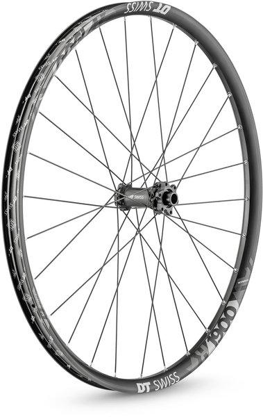 DT Swiss H 1900 SPLINE 30 29-inch Front Color: Black