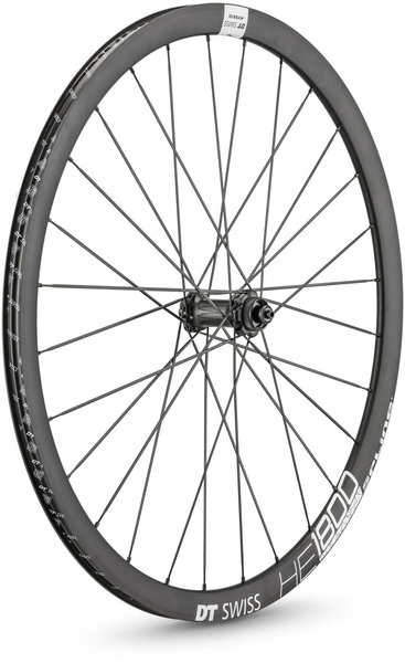 DT Swiss HE 1800 SPLINE 32 Front Color: Black