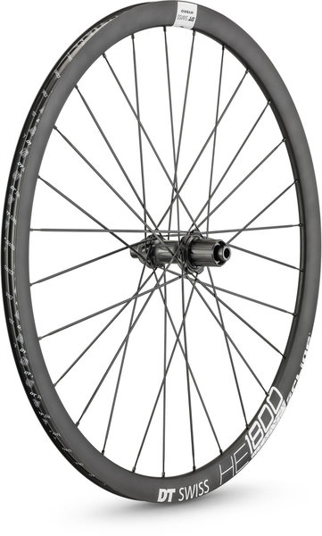 DT Swiss HE 1800 SPLINE 32 Rear Color: Black