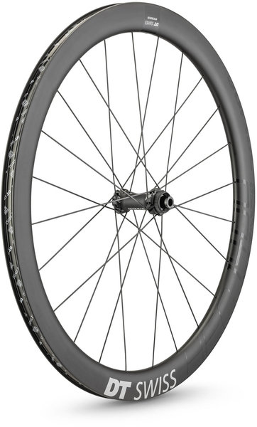 DT Swiss HEC 1400 SPLINE 47 Front Color: Carbon
