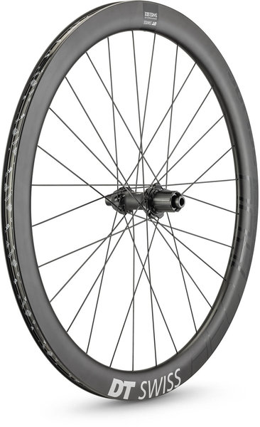 DT Swiss HEC 1400 SPLINE 47 Rear Color: Carbon
