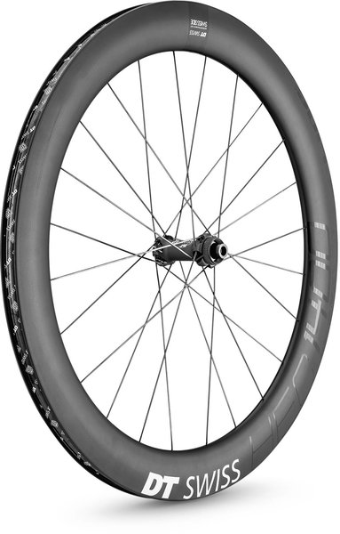 DT Swiss HEC 1400 SPLINE 62 Front Color: Carbon