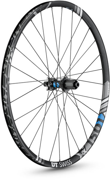 DT Swiss HX 1501 SPLINE ONE 25 27.5-inch Rear
