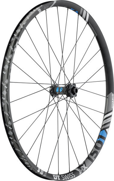 DT Swiss HX 1501 Spline ONE 30 Model: Front