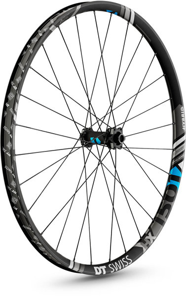 DT Swiss HX 1501 Spline ONE 30 27.5-inch Front Color: Black