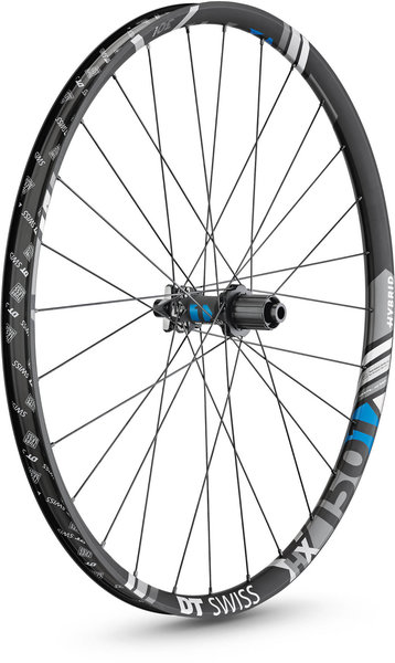DT Swiss HX 1501 Spline ONE 30 27.5-inch Rear Color: Black