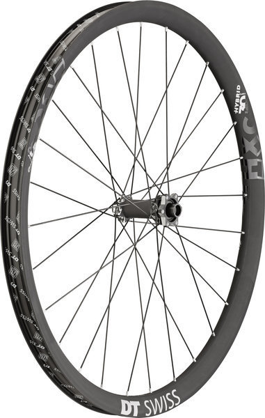 DT Swiss HXC 1200 Spline 30 29-inch Front Color: Carbon