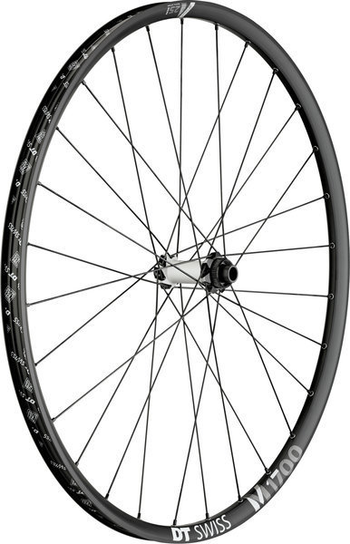 DT Swiss M 1700 Spline 25 29-inch Front Color: Black