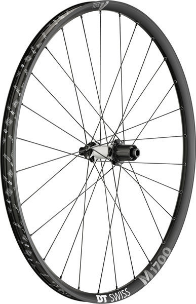 DT Swiss M 1700 Spline 30 29-inch Rear Color: Black