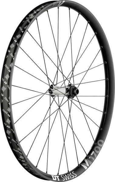 DT Swiss M 1700 Spline 35 27.5-inch Front Color: Black