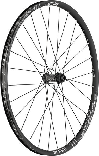DT Swiss M 1900 Spline 22.5 Front Wheel Color: Black