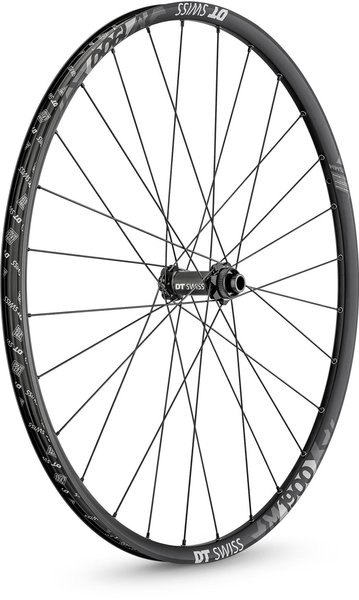 DT Swiss M 1900 SPLINE 25 27.5-inch Front Color: Black