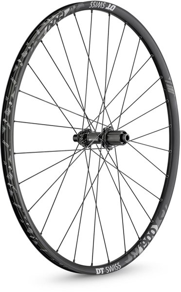 DT Swiss M 1900 SPLINE 25 27.5-inch Rear Color: Black