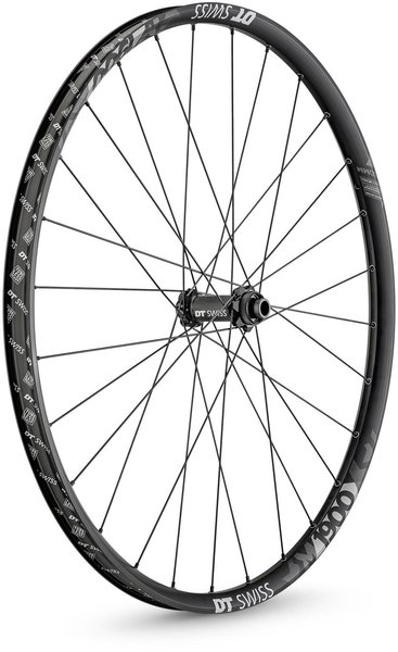 DT Swiss M 1900 SPLINE 30 27.5-inch Front Color: Black
