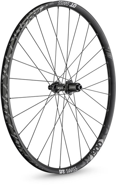 DT Swiss M 1900 SPLINE 30 27.5-inch Rear Color: Black