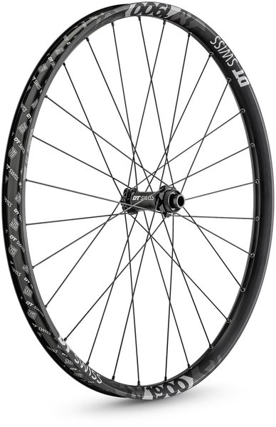 DT Swiss M 1900 SPLINE 35 Front Color: Black