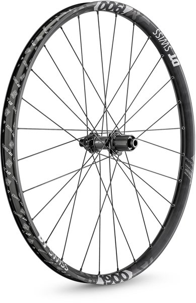 DT Swiss M 1900 SPLINE 35 27.5-inch Rear Color: Black