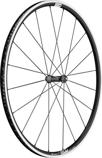 DT Swiss P 1800 Spline 23 Front Rim Brake Axle: 100mm QR