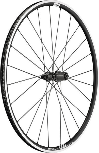 DT Swiss P 1800 Spline 23 Rear Rim Brake Axle: 130mm QR