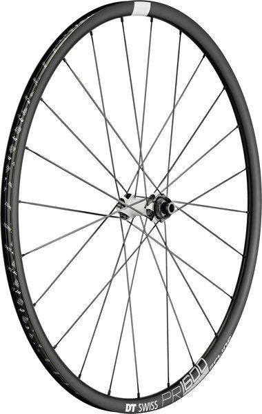 DT Swiss PR 1600 Spline 23 Disc Model: Front