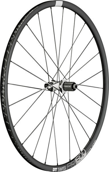 DT Swiss PR 1600 Spline 23 Disc Brake Rear