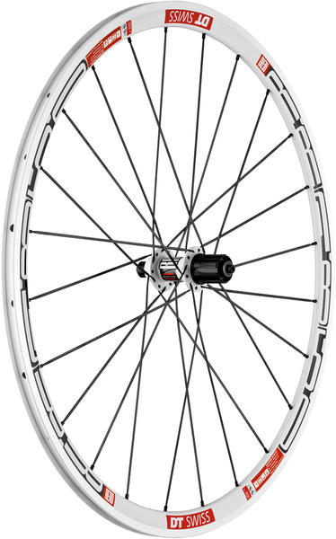 DT Swiss RR 1850 Rear Wheel Color: White