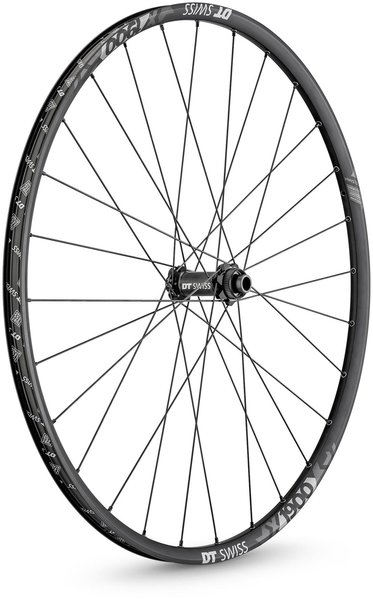 DT Swiss X 1900 SPLINE 22.5 27.5-inch Front Color: Black