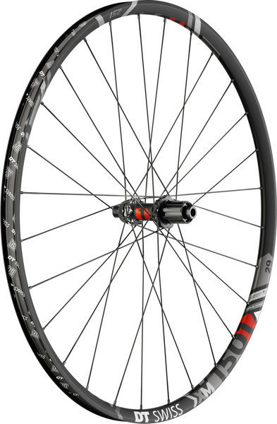 DT Swiss XM 1501 Spline ONE 25 29-inch Rear Color: Black