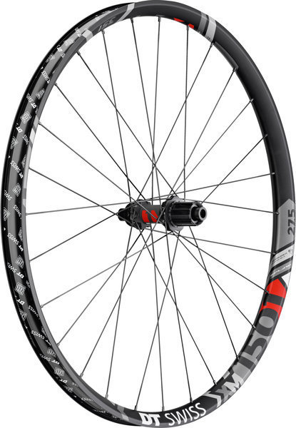 DT Swiss XM 1501 Spline ONE 35 Rear Color: Black