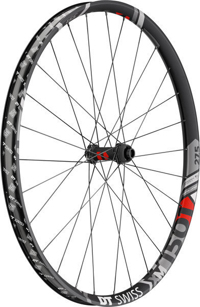 DT Swiss XM 1501 Spline ONE 35 Front Color: Black