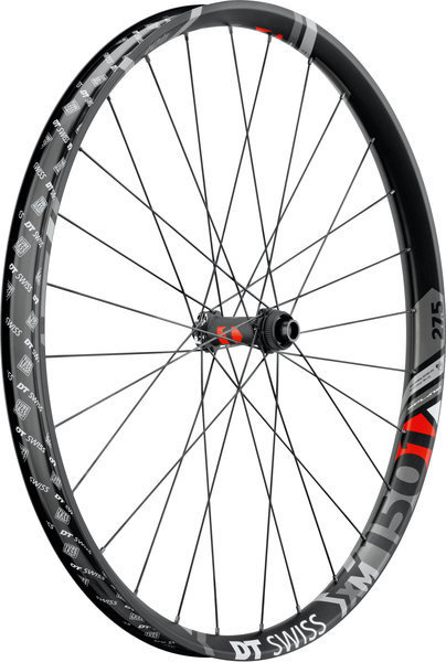 DT Swiss XM 1501 Spline ONE 40 Front Color: Black