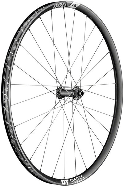 DT Swiss XM 1700 SPLINE 27.5-inch Front Color: Black